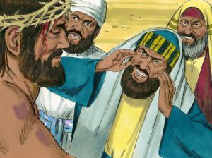 jesus-mocked-on-cross