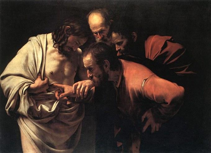 Jesus & Thomas