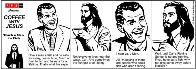 Coffee with Jesus