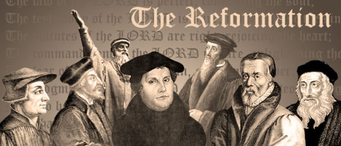 The Reformation leaders