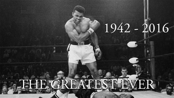 The Greatest! Ali