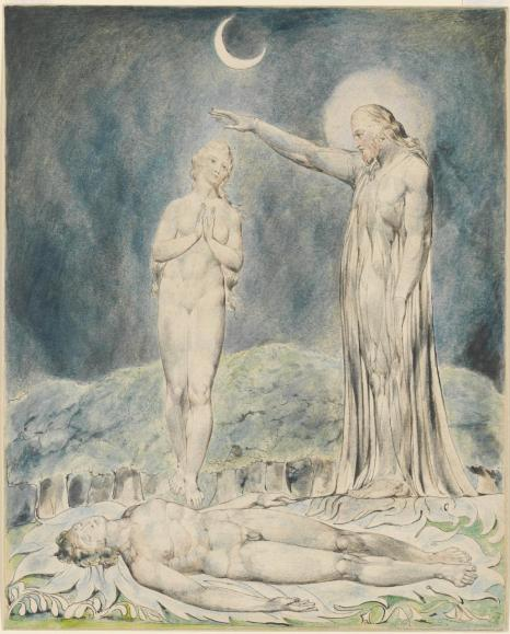 Creation of Eve Blake