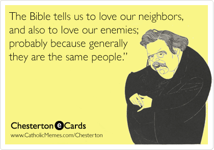 Love neighbor 2