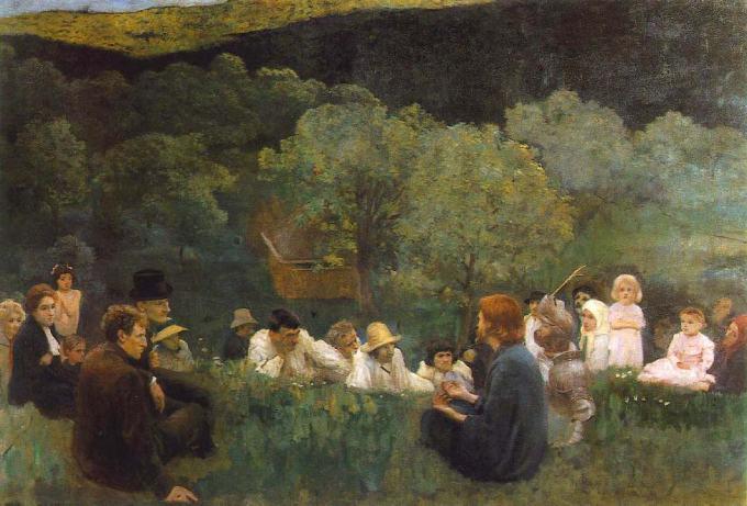 Sermon on the Plain